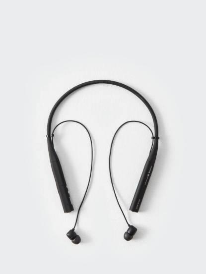 Partron Croise.R 無線藍芽頸掛式耳機 - 尊爵黑