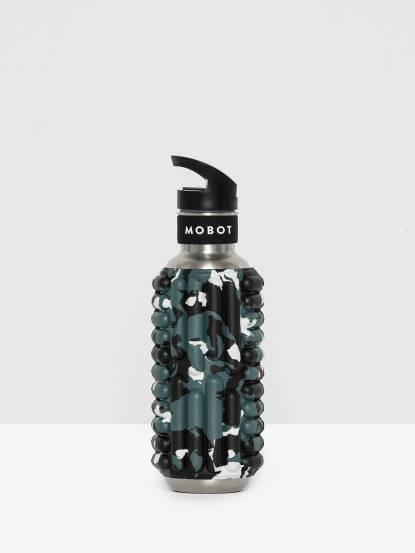 MOBOT Camouflage Grace 迷彩按摩滾輪水壺 - 27 oz x 黑白迷彩