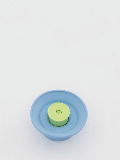 dopper 荷蘭 dopper 運動吸嘴 - 粉藍