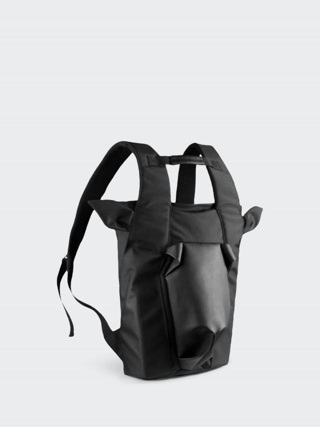 ORIBAGU ORIBAGU 摺紙包 - 黑大角山羊 / 後背包