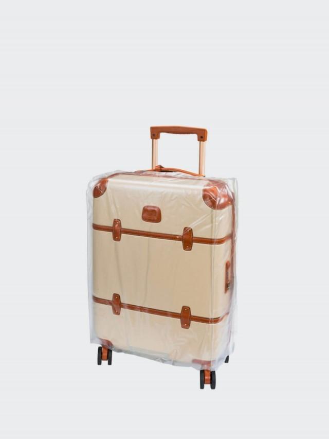 BRIC'S 行李箱用透明雨衣套 - 30 吋