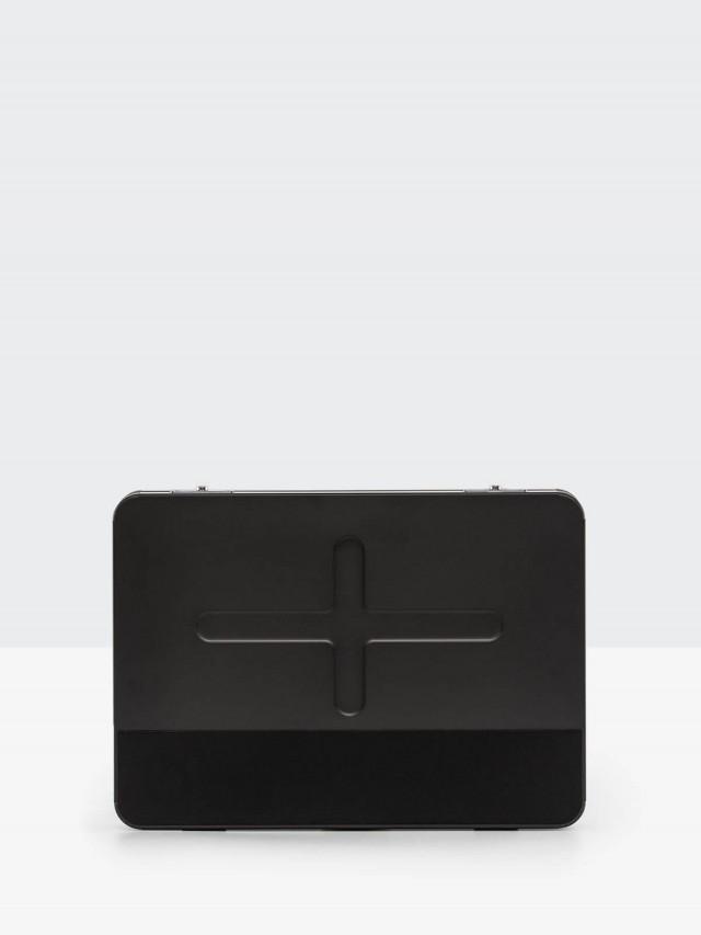 KONSTELLA 超輕量鋁合金電腦保護包 - 黑