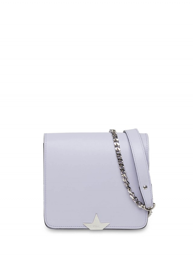 ASH MELISA MINI SHOULDER BAG / STAR - Lavender