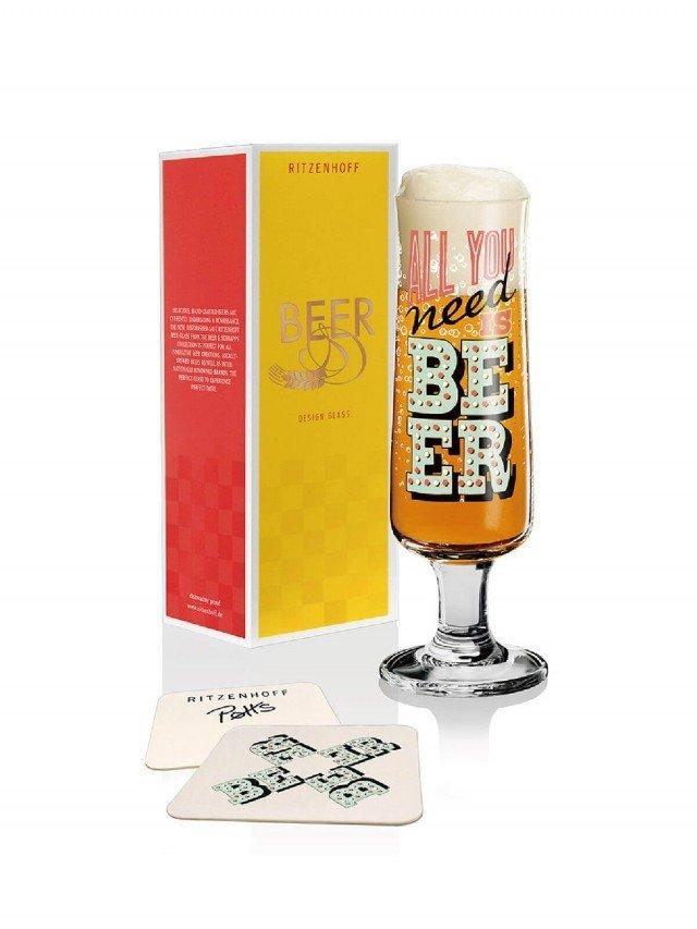 RITZENHOFF BEER 新式啤酒杯 / 給我啤酒