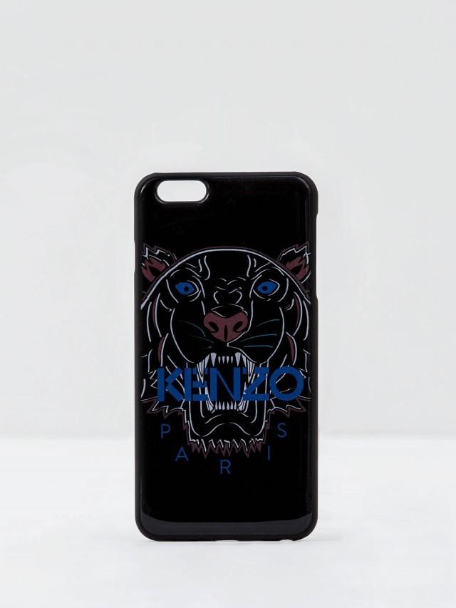 KENZO iPhone 6 / 6s plus 手機保護殼 - 黑藍色