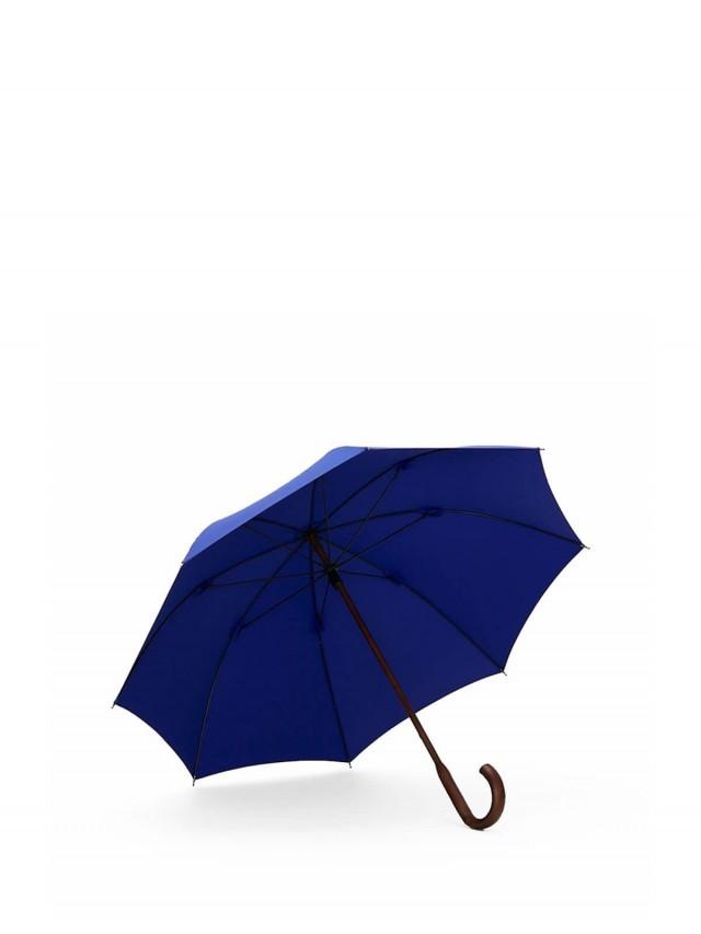 DECUS CLASSIC WOODEN 經典威登 - 楓木直傘 - 深邃藍
