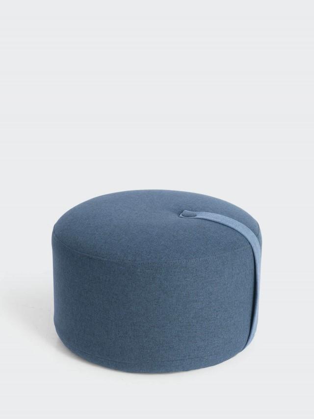 DESIGN BITE 泡芙座椅 - 午夜藍