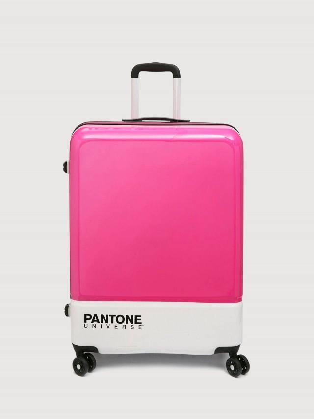 Pantone Universe 色票行李箱 - 29吋 / 蜜桃紅