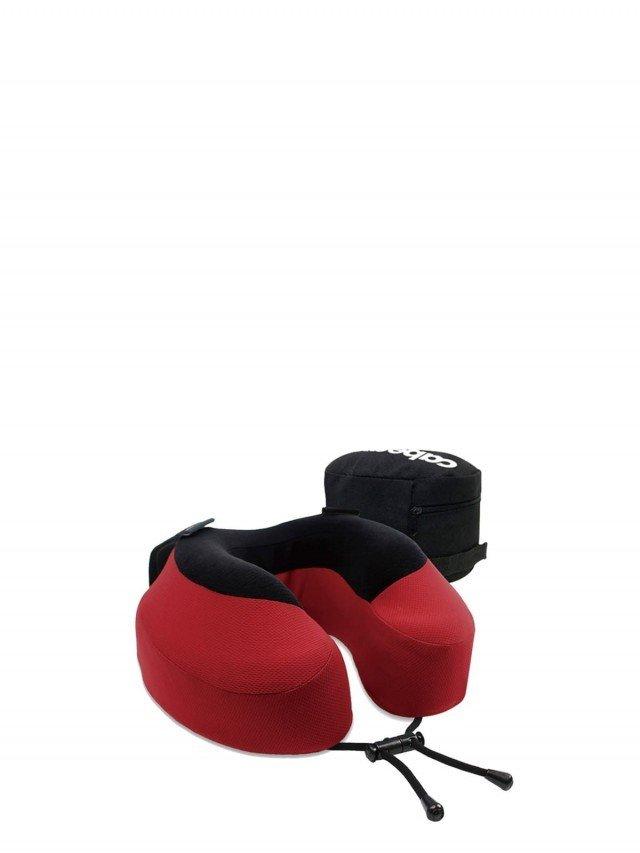cabeau 旅行用記憶頸枕 S3 - 魔力紅