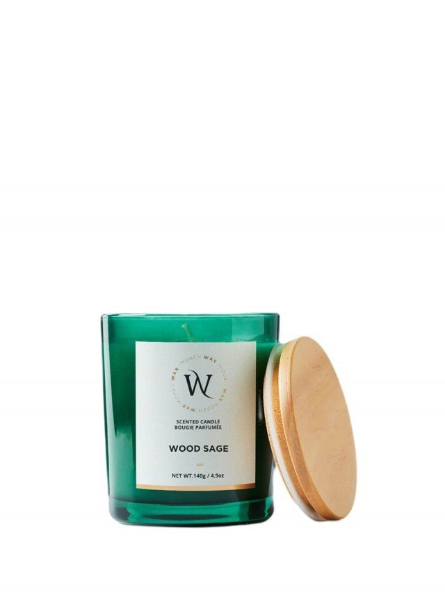 IMOGEN WAX 經典系列香氛蠟燭 鼠尾草 Wood sage 140g