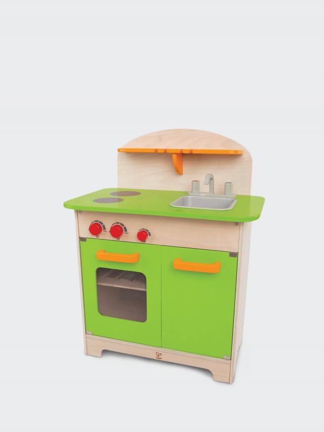 Hape 大型廚具台 - 綠