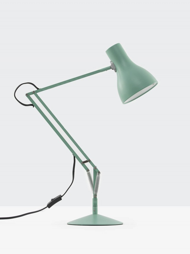 ANGLEPOISE Type75 Desk Lamp 桌燈 MARGARET HOWELL 特別版 - 海藻綠