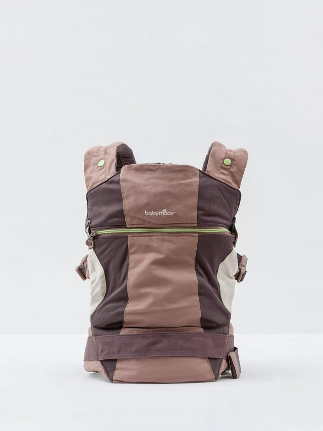 babymoov 多功能透氣揹袋 - 卡其(福利品)