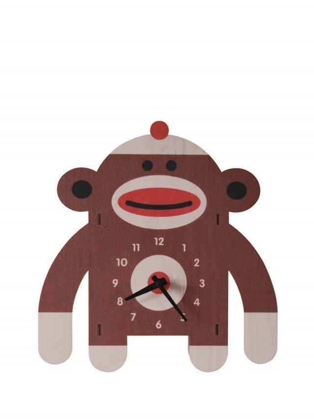 modern moose 大嘴猴 3D 立體掛鐘