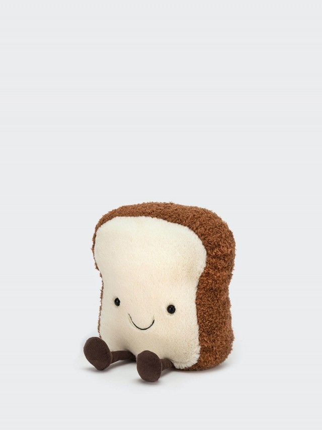 JELLYCAT Amuseable Toast 花生吐司