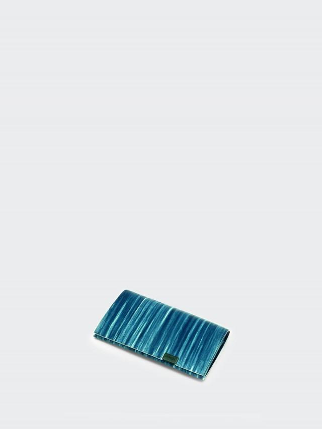 Shosa 所作 名片夾 / 卡夾 - 職人手繪款 - 靛青