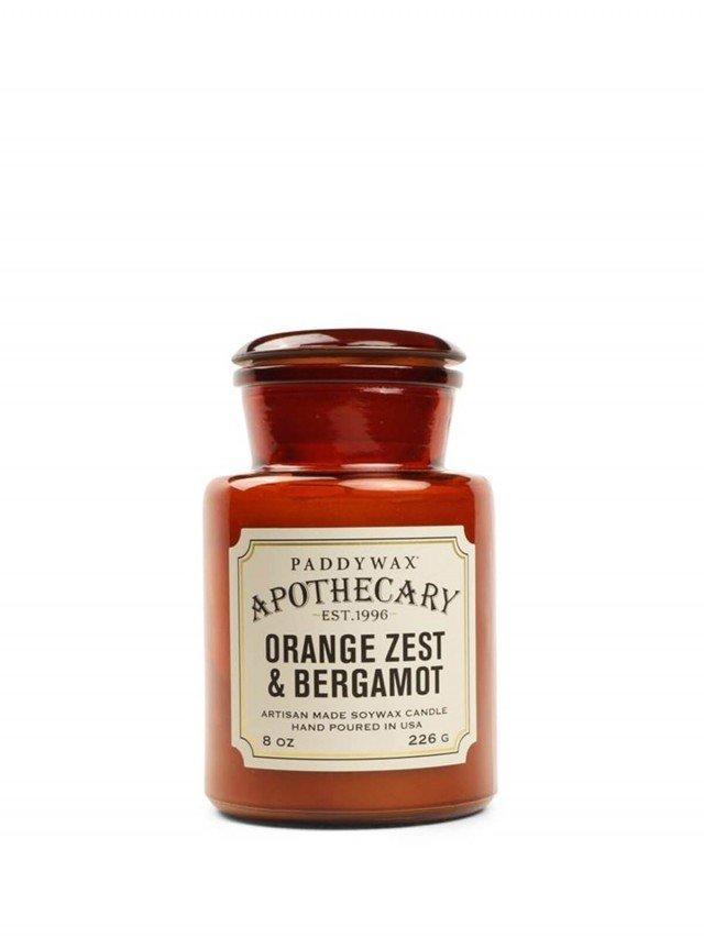 PADDYWAX Apothecary 藥劑師系列 香氛蠟燭 Orange Zest & Bergamot 橙皮佛手柑 226g