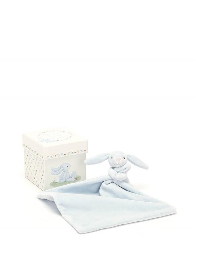 JELLYCAT Blue Bunny 寶貝藍兔 - 安撫巾
