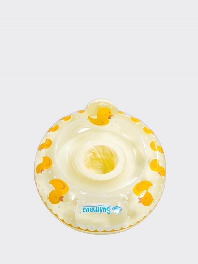 Swimava 小黃鴨嬰幼兒座圈