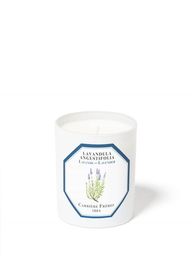 CARRIÈRE FRÈRES 天然香氛蠟燭 薰衣草 Lavender 185g