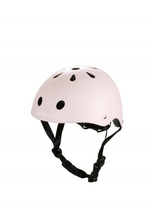 BANWOOD 安全帽 - 氣質粉