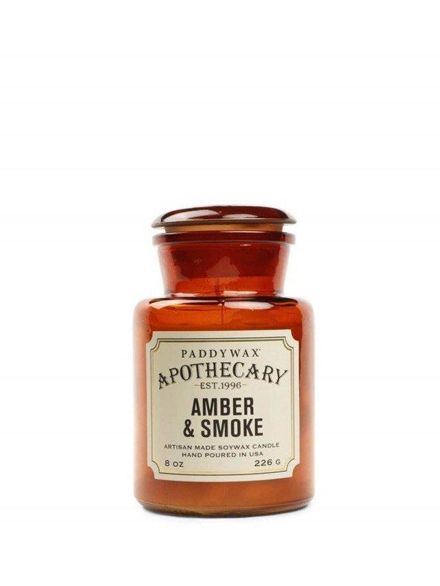 PADDYWAX Apothecary 藥劑師系列 香氛蠟燭 Amber & Smoke 琥珀煙香 226g