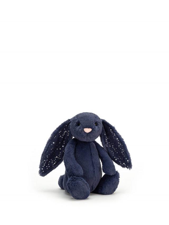 JELLYCAT Bashful Stardust 星光藍兔 - 18 cm