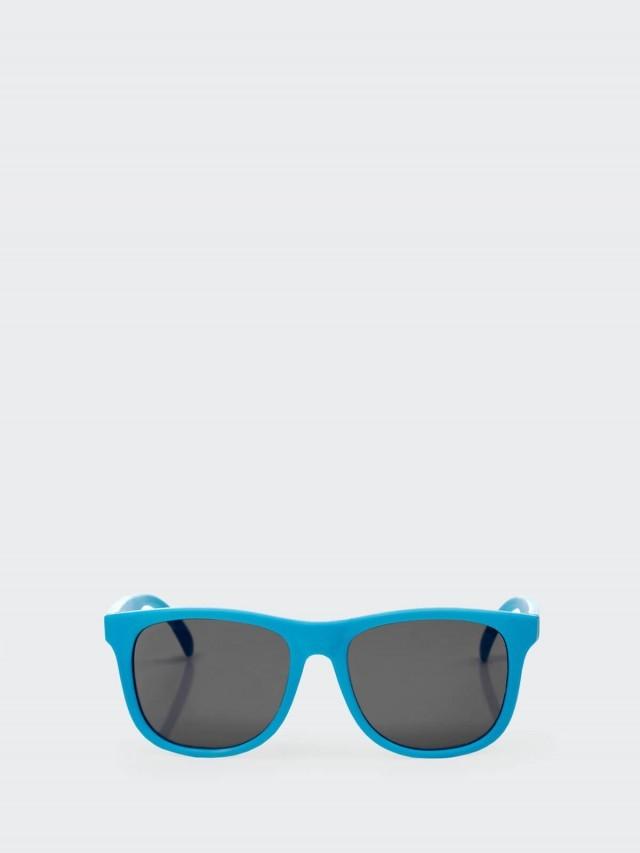 Hipsterkid 抗 UV 時尚嬰童偏光太陽眼鏡 - 藍