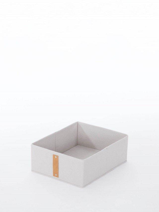 Roommate 羊毛氈收納箱組 - 米色