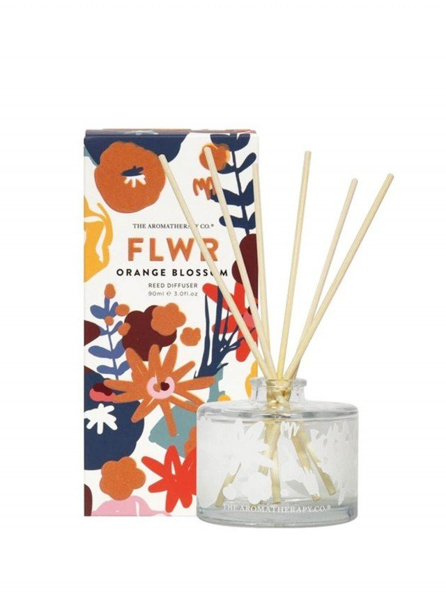 THE AROMATHERAPY CO. FLWR 花卉系列室內擴香 90ml - 橙花