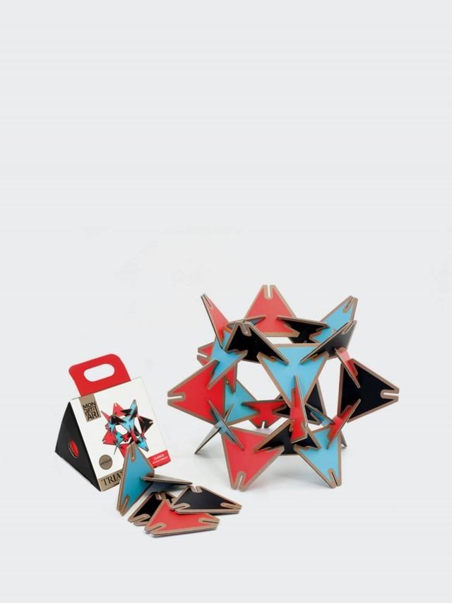 Mon Petit Art 法國進口三角拼片組