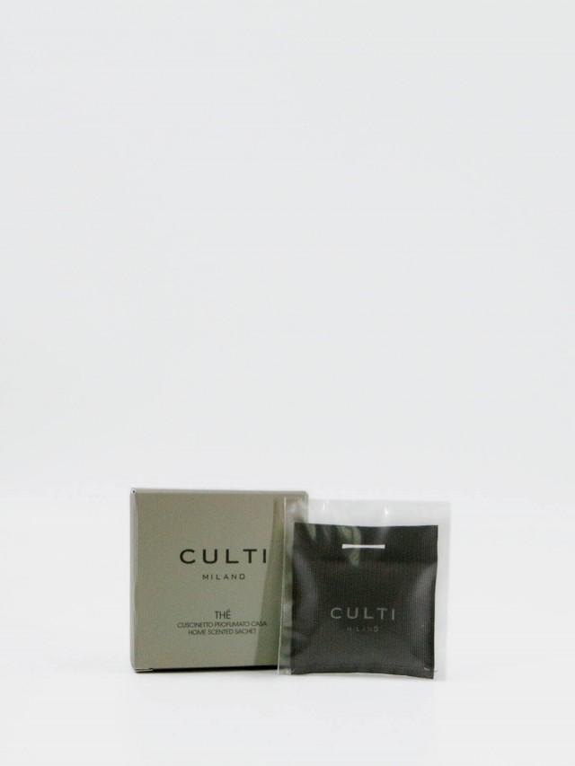 CULTI MILANO 家用香氛包 - 綠茶雅韻 7 x 7 cm