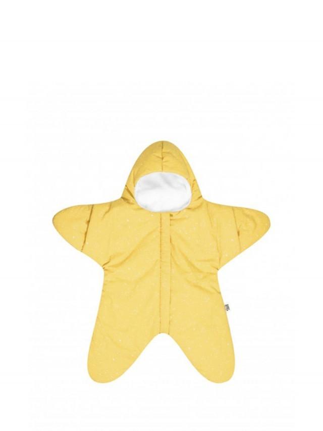 BABY BITES 嬰兒版海星睡袋 - 標準版 x 鵝蛋黃