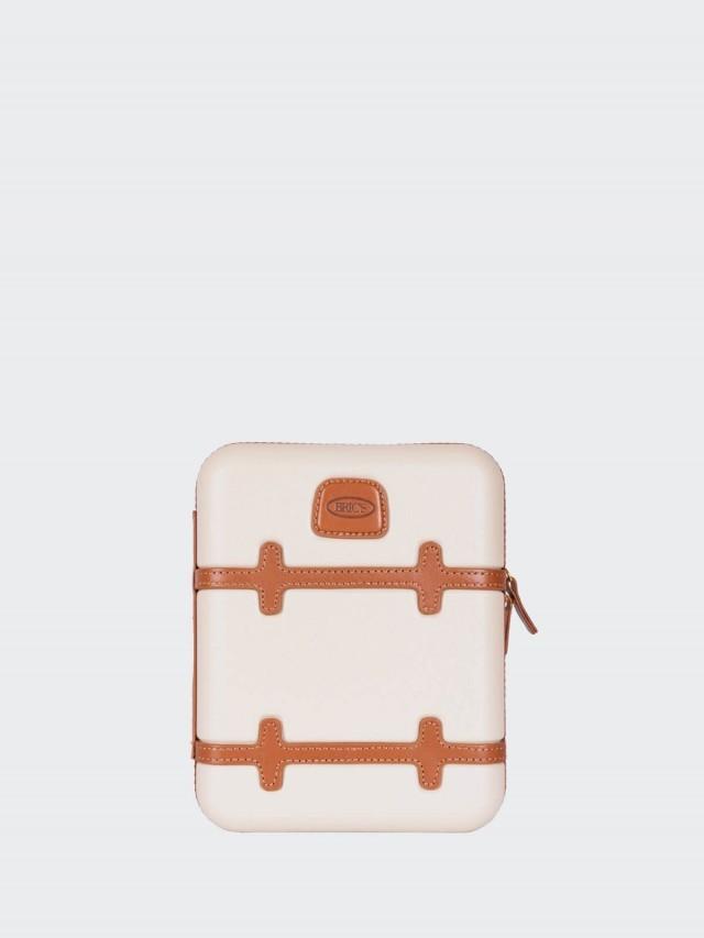 BRIC'S Mini Bellagio 盥洗包 - 米白色