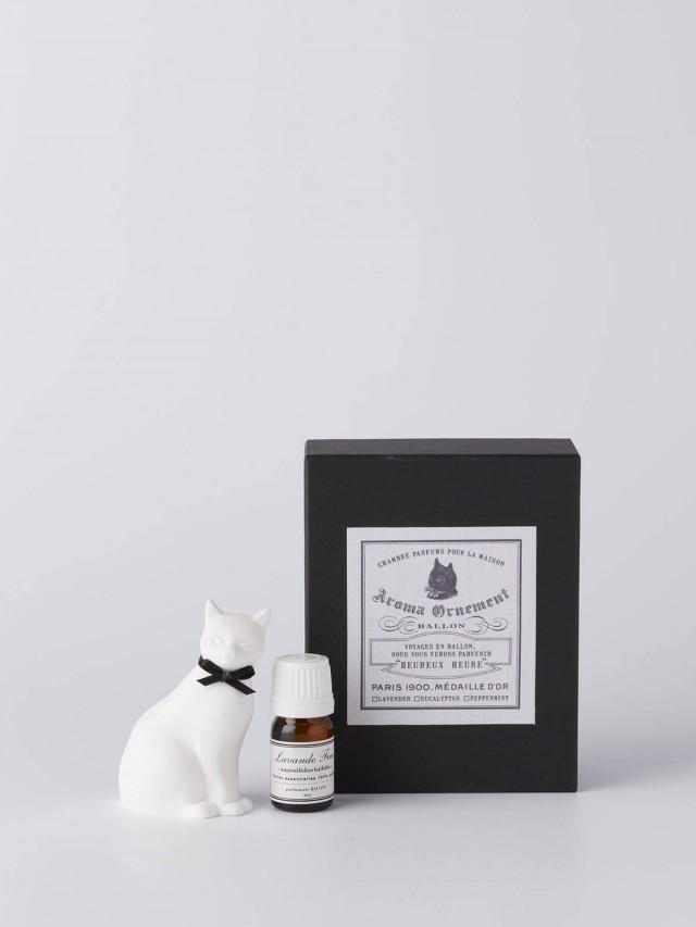 BALLON 貓貓造型香氛石