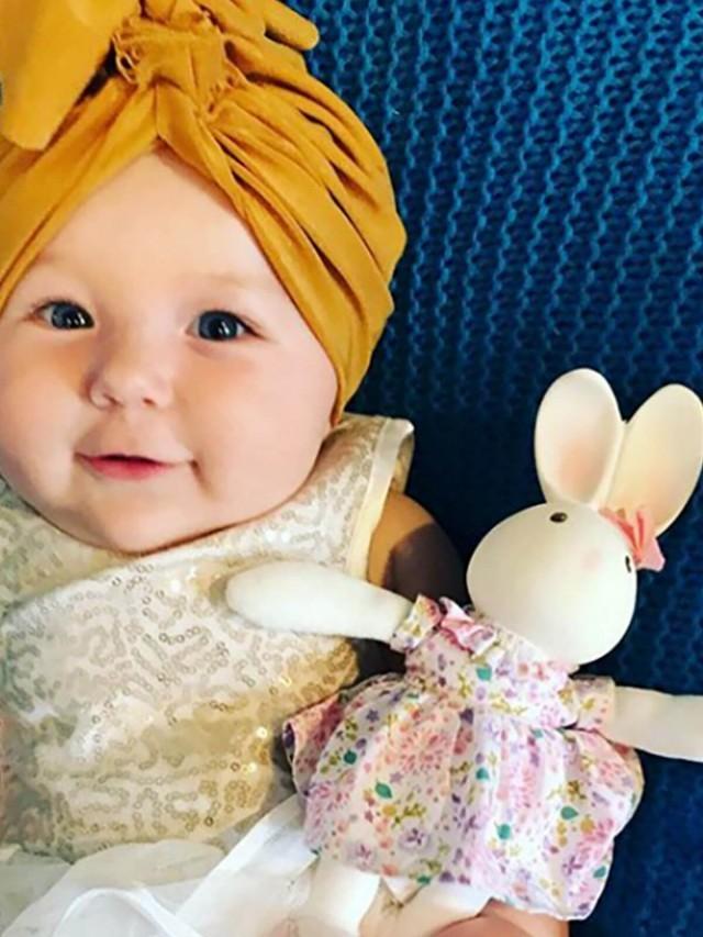 Meiya & Alvin 咬咬玩偶 - 哈娃迷你小兔