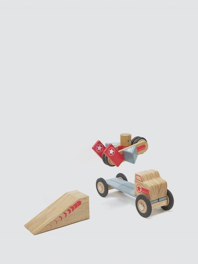 tegu 磁性積木 - 超級特攻隊系列 - 跳跳醬