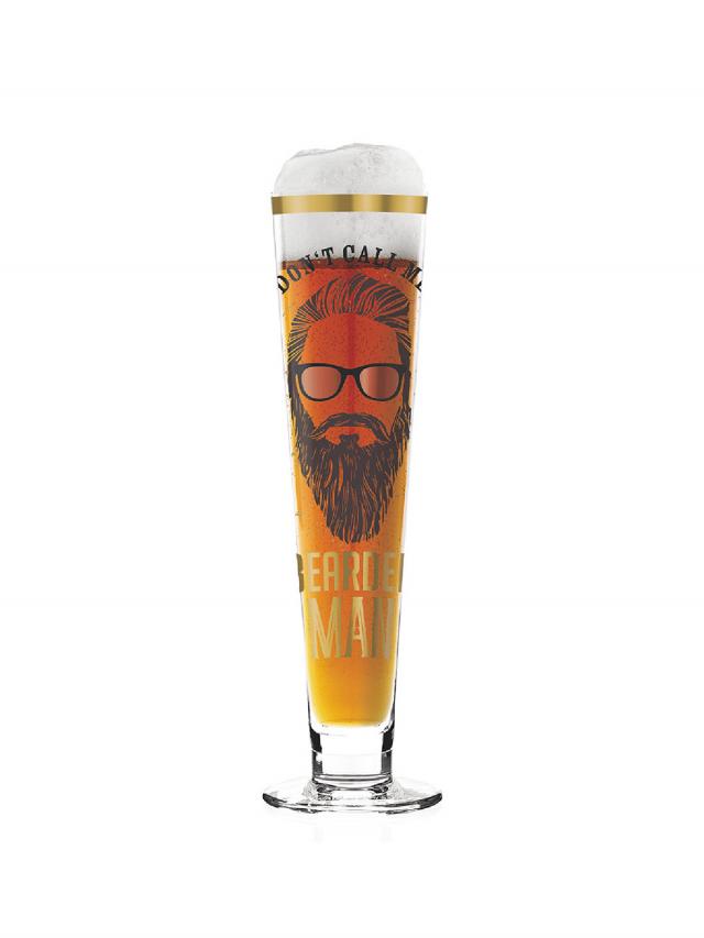 RITZENHOFF BLACK LABEL 黑標經典啤酒杯 / 酷型男