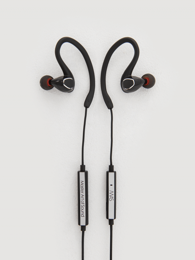 MAS SEATTLE WAVE 時尚藍牙運動防水耳掛式耳機