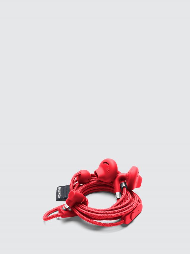 URBANEARS Sumpan 系列耳塞式耳機 - 蕃茄紅