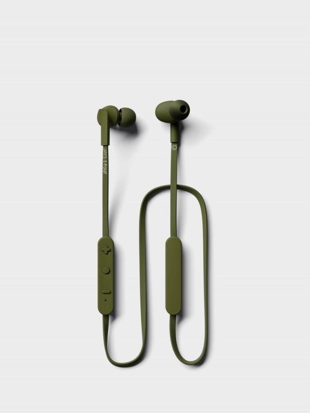 JAYS t - Four 無線藍芽耳機 - 軍綠
