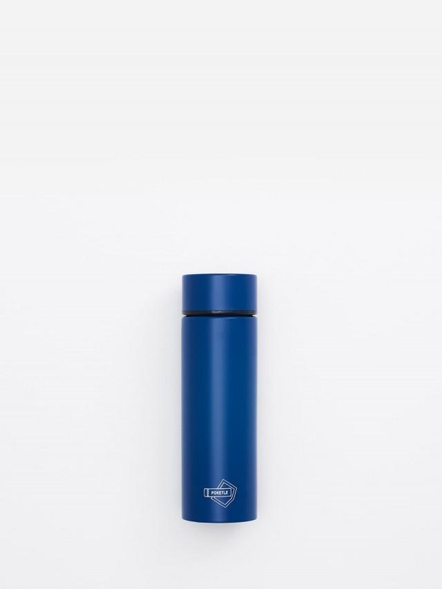 POKETLE 極致輕便保溫瓶 ( 藍 ) 120 ml