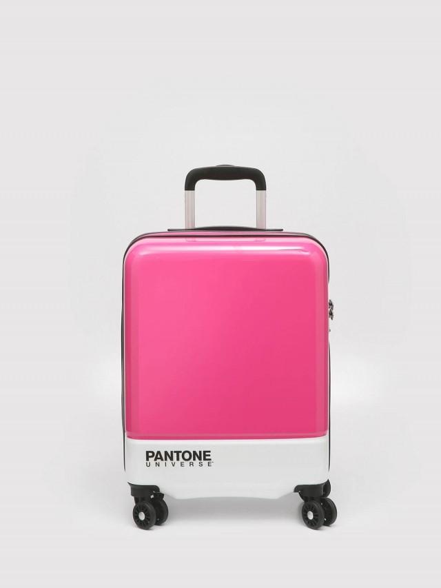 Pantone Universe 色票行李箱 - 20吋 / 蜜桃紅