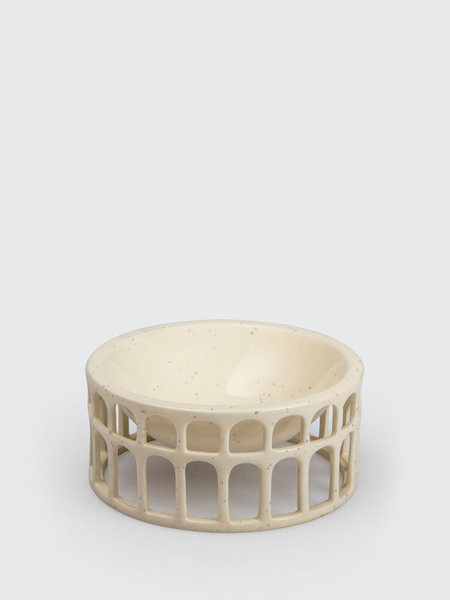 DOIY Hestia Bowl White 羅馬競技場 - 點心碗 x 白
