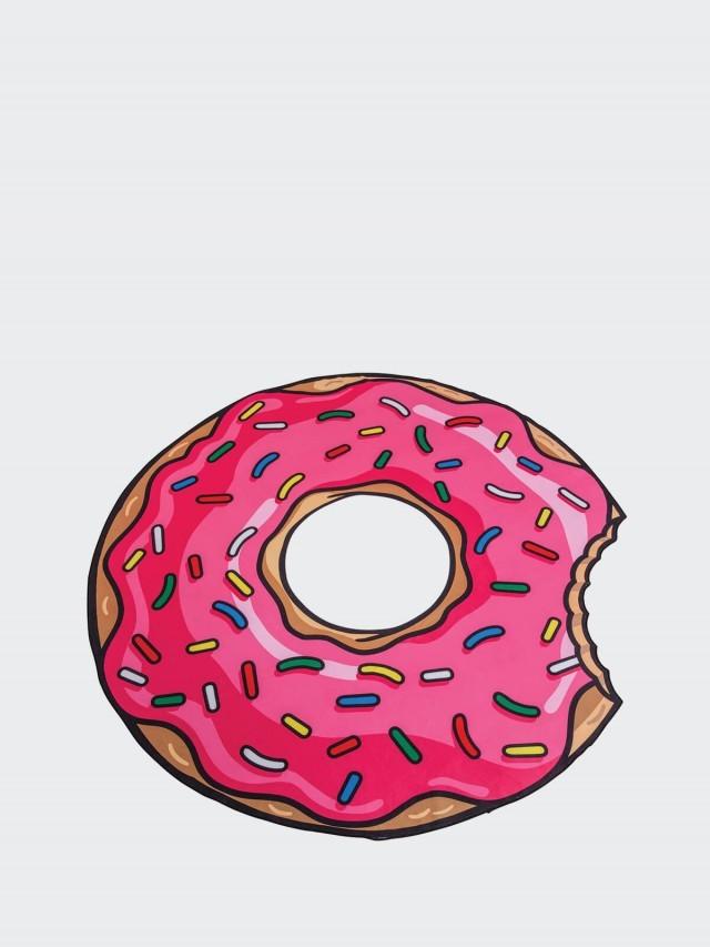 BIGMOUTH 美國造型海灘墊 - 甜甜圈款