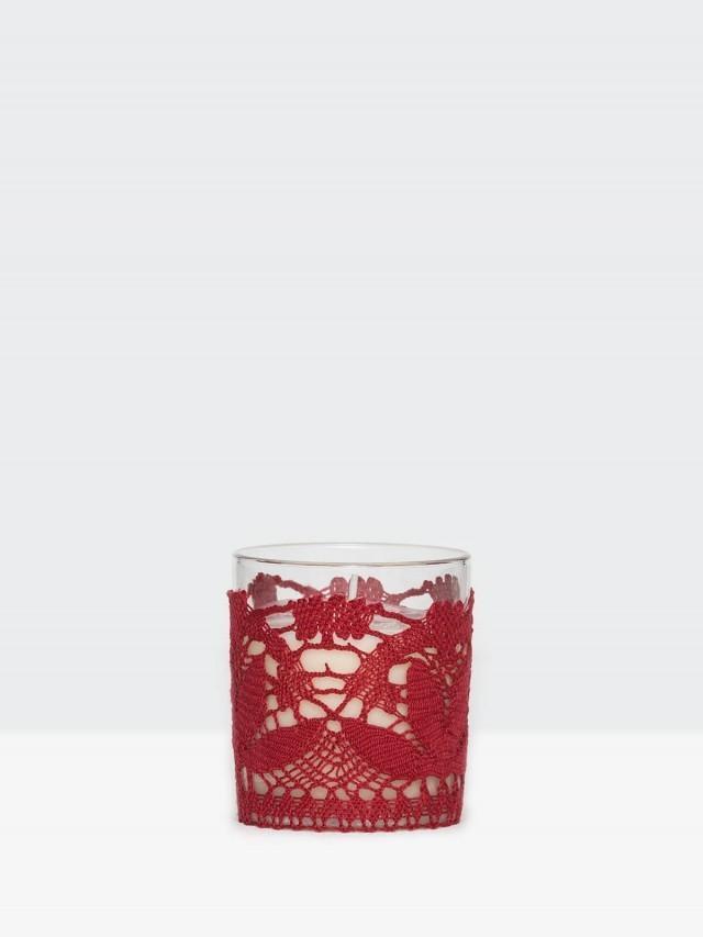 floberis 法國蕾絲蠟燭 - 莓果
