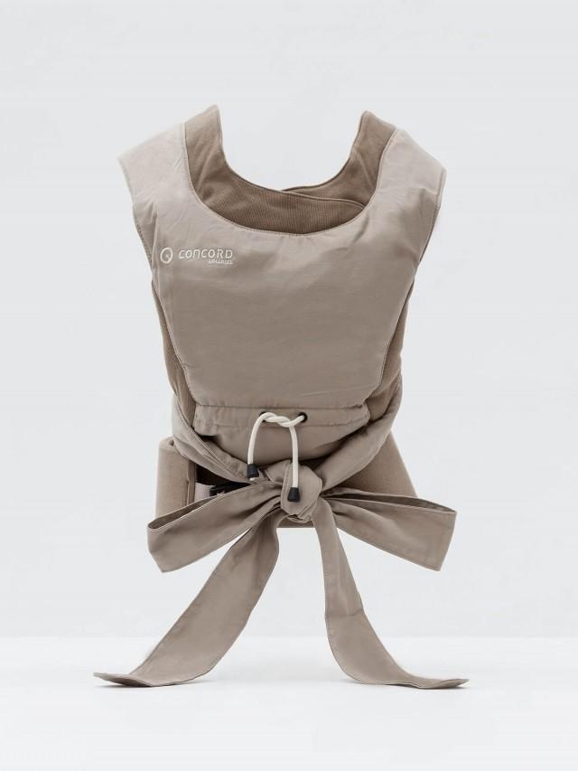 CONCORD Wallabee 嬰兒背帶 - 卡其(福利品)