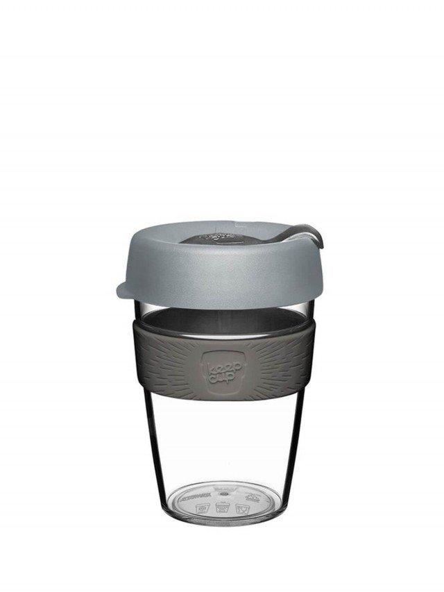 KeepCup 隨身咖啡杯輕漾系列 M - 倫敦霧雨