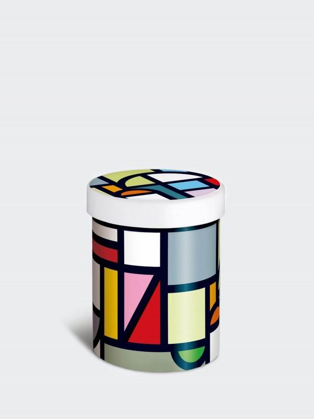 REMEMBER Porcellan tin - Finestra 提姆瓷罐 x 風格派