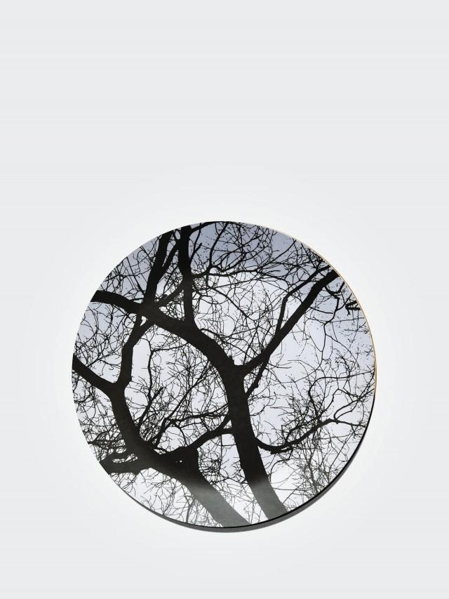 REMEMBER Underplate - Old Trees 圓味木盤 x 老樹